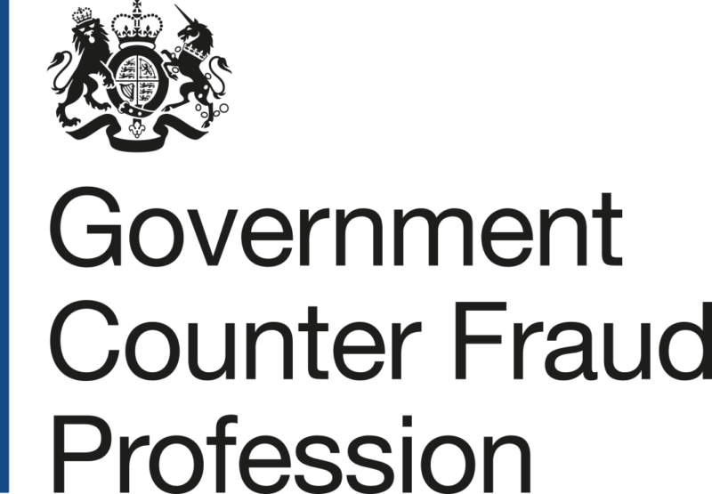 Government Counter Fraud Profession logo
